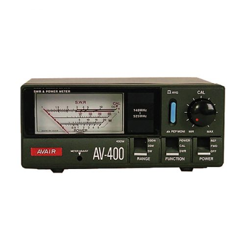 AV – 400 Avair VSWR Power Meter