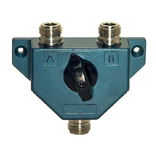 CS201N 2-Way N-Type Coax Switch
