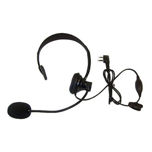 JH-902-S1 Headset Boom Microphone with Single Side Ear Muff