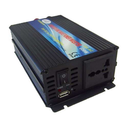 Roadtek Modified Sine Wave Power Inverter 600 W – 24 V