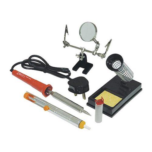 Y061KGC 30 W Soldering Kit (Soldering Iron + Stand)