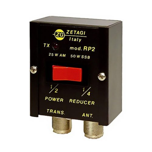 Zetagi RP2 2-Level Power Reducer