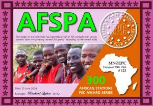 AFSPA-300