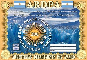 ARDPA 200