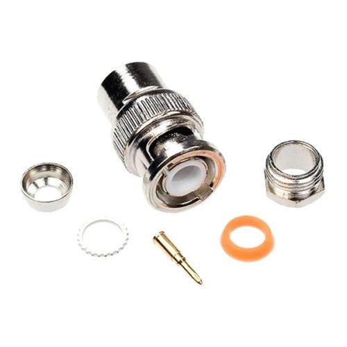 BNC (Superior) Male Plug for RG8 Mini Coax Cable