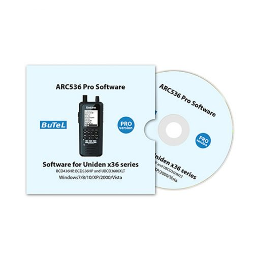 Butel ARC536 Pro Software for UBCD-3600XLT