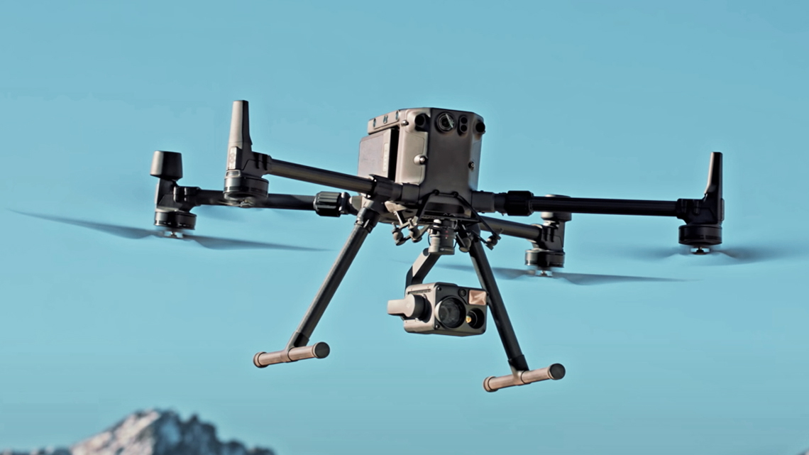 DJI Matrice 300 RTK Specifications