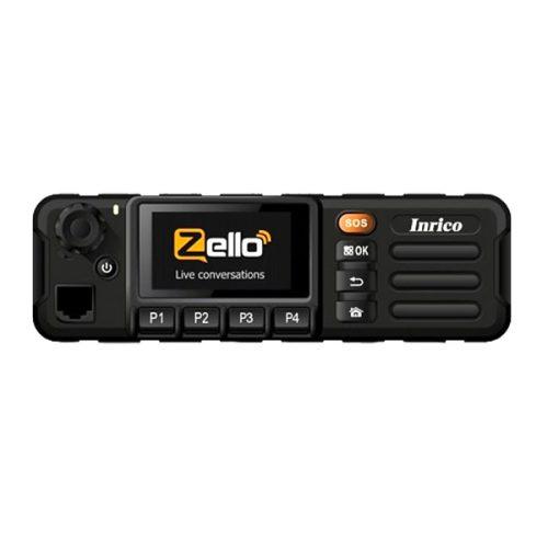 Inrico TM-7 Plus 4G/WiFi Mobile Network Radio
