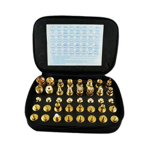 OPEK AT-401K Premium 40 Pieces RF Adapter Kit
