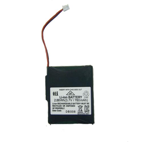 Spare Li-Ion Battery 3.7 V - 780 mAh for TTI PMR506 Radio