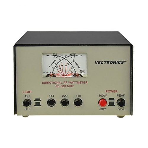 Vectronics PM-30 SWR / Power Meters