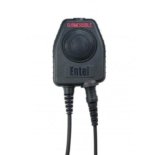 Entel CHP950HS Single Earpiece Ear Defender with Large PTT