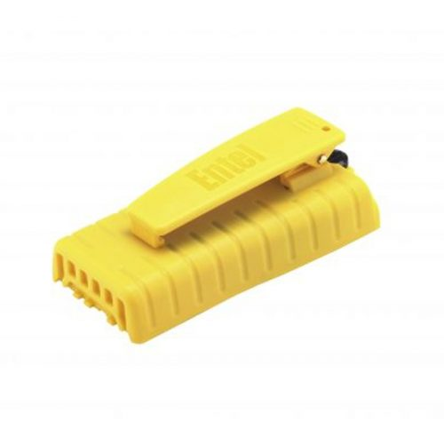 Entel CLB750G Lithium Metal Battery with Rear Clip