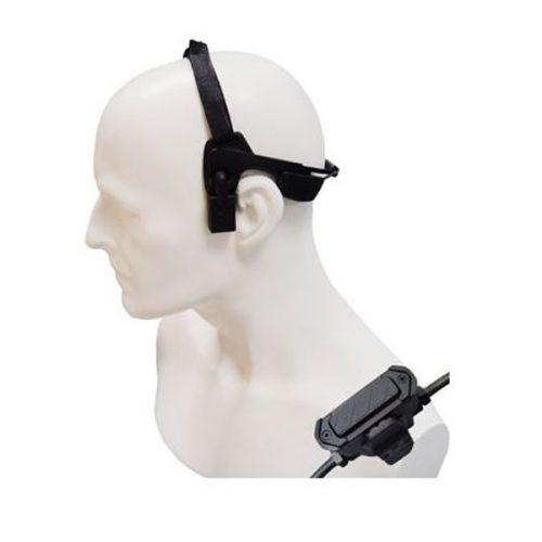 Entel CXE19/750 Bone Conductive Headset with In-Line PTT