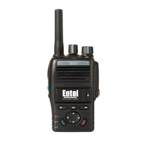 Entel DN495 4G LTE / Wi-Fi PoC Radio 1st Year E-PoC Service