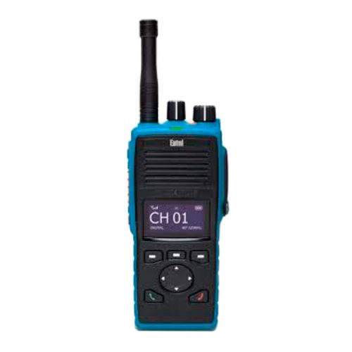 Entel DT585M IECEx UHF Digital Portable Radio