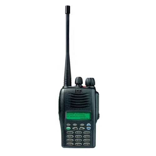 Entel HX496 Analogue Portable Radio