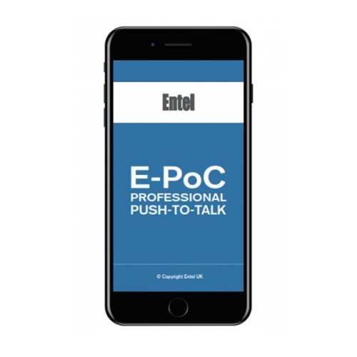 IOS and Android Smartphone App with 1st year E-PoC Service