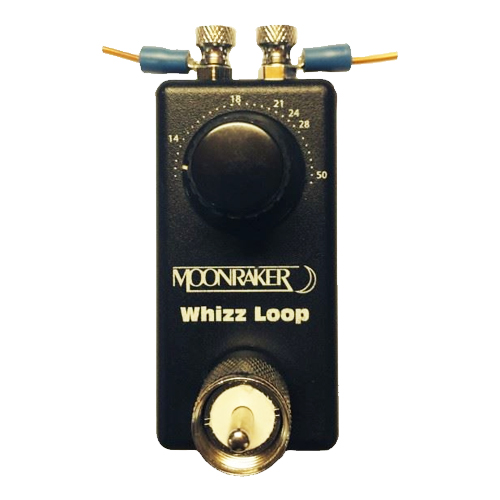 Moonraker Whizz Loop V2 40 - 10 m Portable Antenna